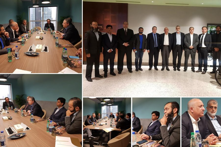 B2B Meeting with Egyptian Consulate officials