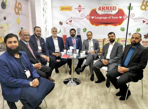 Pakistan Business Council Dubai Delegation Visit to Pakistan Pavilion at Gulfood