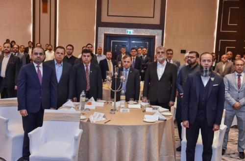 Welcome dinner in the honor of H.E Ghulam Dastgir, Pakistan, Ambassador to UAE