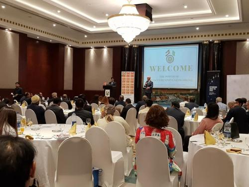 The Power of advanced Business Networking event